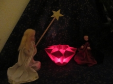 Maria und Sternmädchen